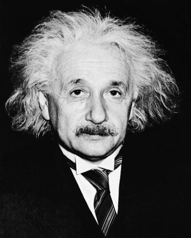 ca. 1920s-1930s --- Albert Einstein (1879-1955), American theoretical physicist and winner of the 1921 Nobel Prize for Physics. --- Image by © Bettmann/CORBIS
