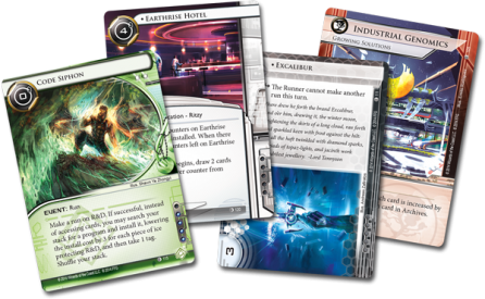 netrunner the source cards