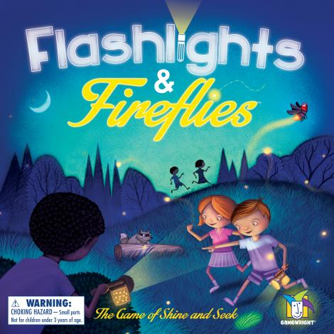 flashlights and fireflies