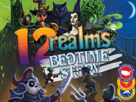 12 realms bedtime