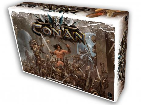 The HUGELY successful Conan - Kick Starter campaign that raised 3.3 million dollars.