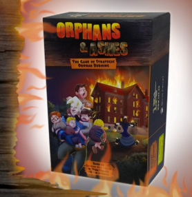orphans ashes