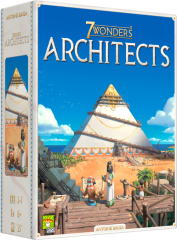 7 Wonders Architects Cover