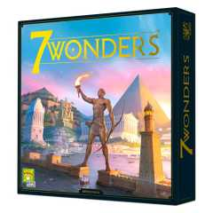 7 Wonders Box Art