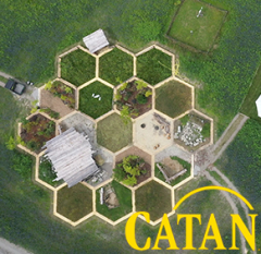 Giant CATAN field cover