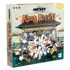 Mickey and Friends Food Fight