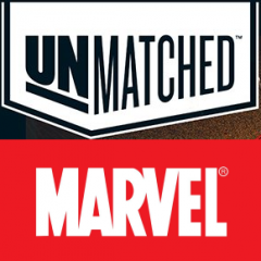 Unmatched Marvel cover
