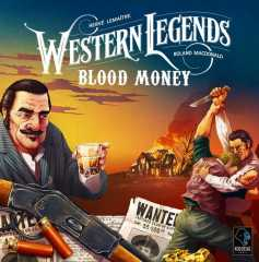 Western Legends: Blood Money cover