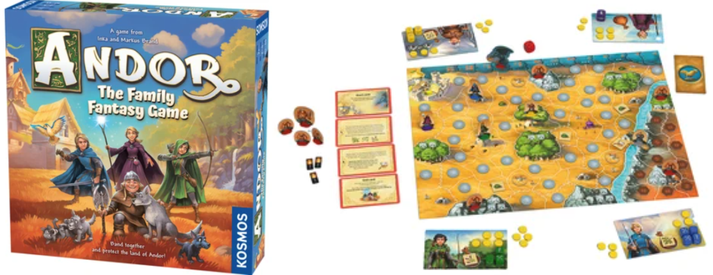 Andor The Family Fantasy Game