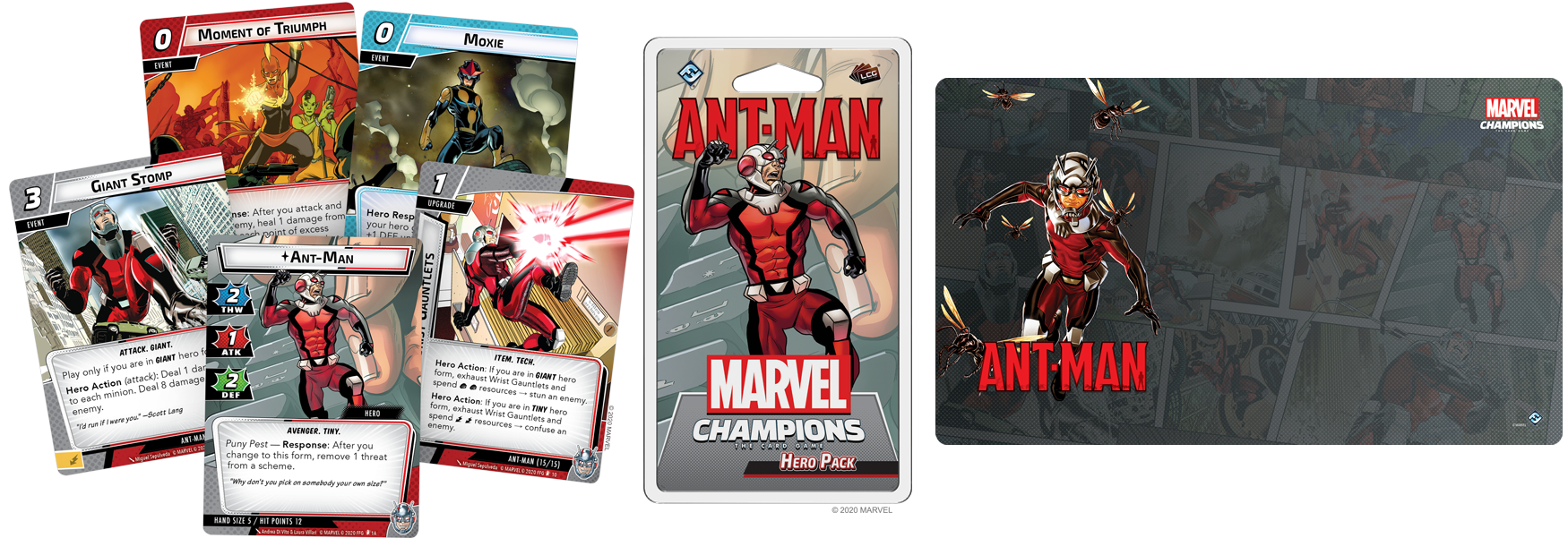 Ant-Man cards