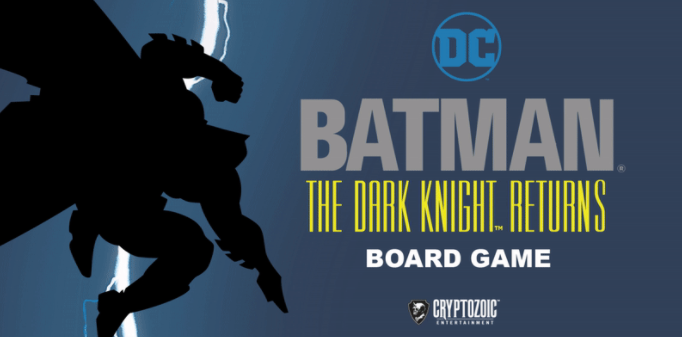 Batman The Dark Knight Returns Board Game
