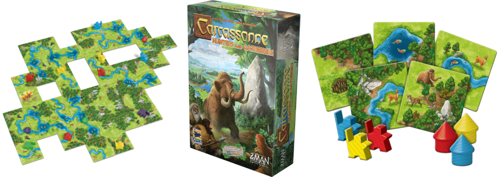 Carcassone Hunters and Gatherers