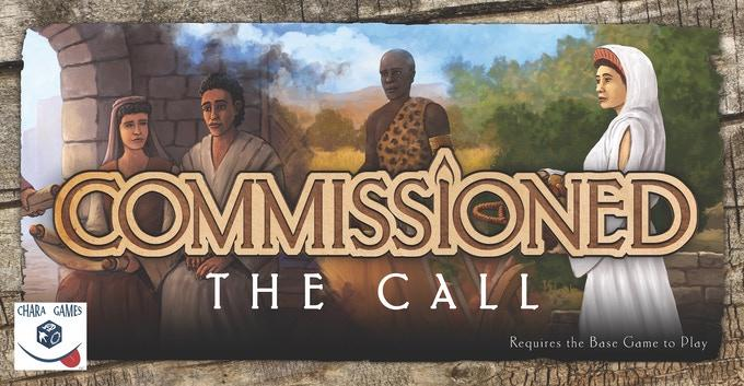 Commissioned: The Call Header