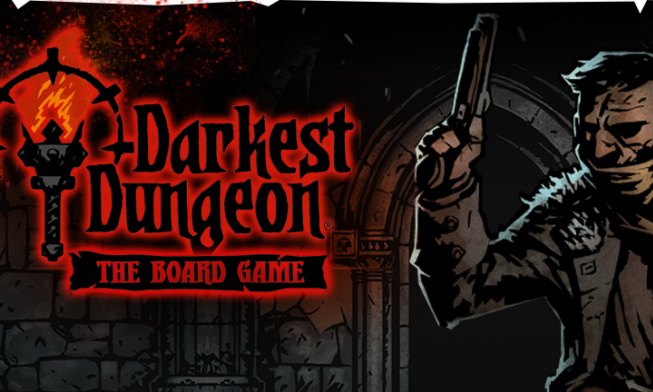 Darkest Dungeon The Board Game Header