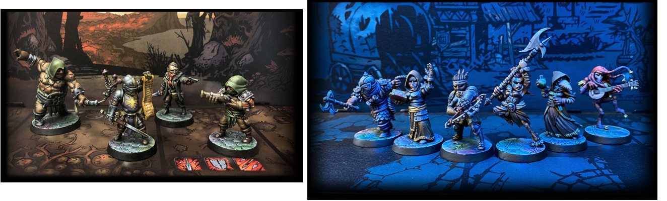 Darkest Dungeon The Board Game
