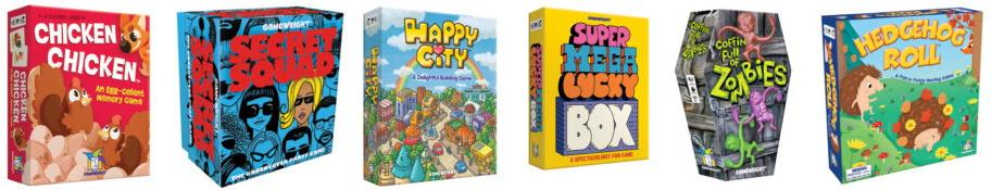 Gamewright Games 2021