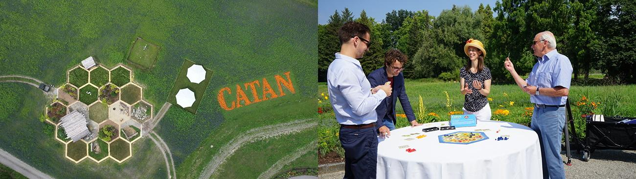 Giant Catan Field