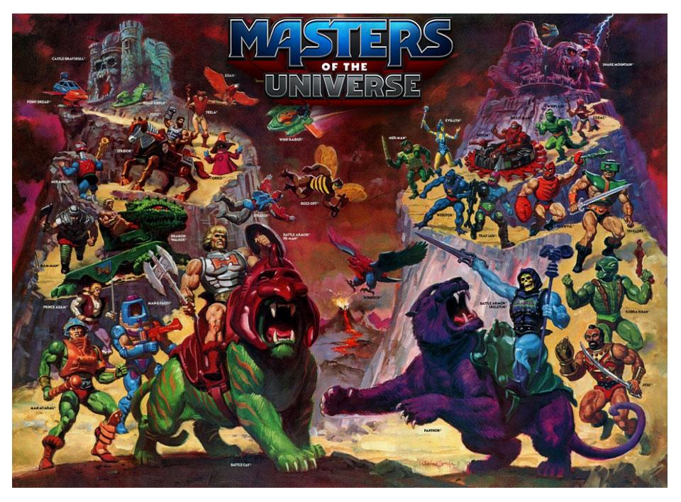 CMoN brings the power of Grayskull to their next board game | Dice Tower  News