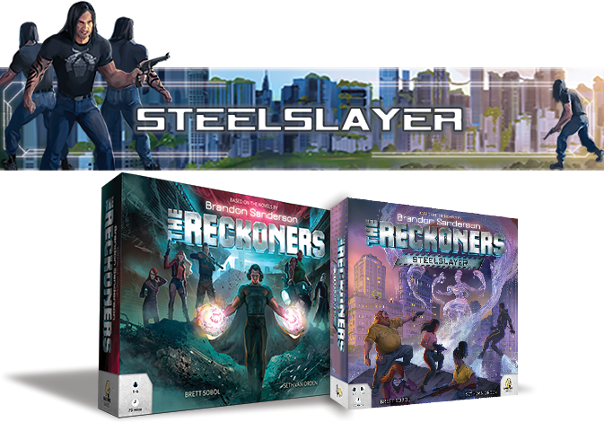 Reckoners Steelslayer