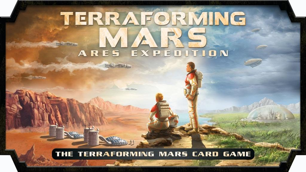 Terraforming Mars Ares Expedition