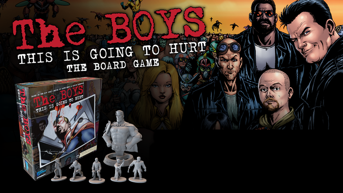 The Boys: This is Going to Hurt