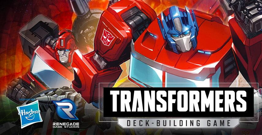 Transformers Deck-Building Game