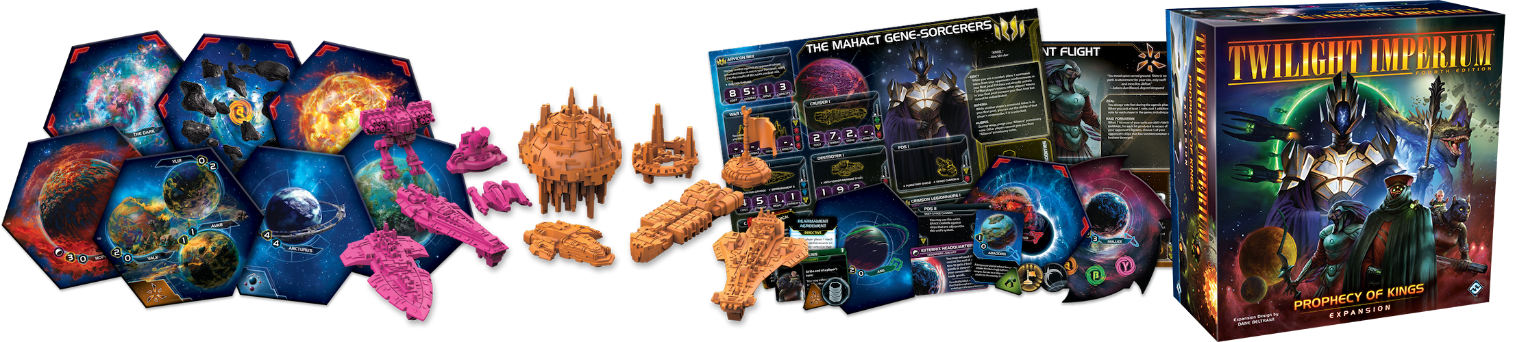Twilight Imperium Prophecy of Kings