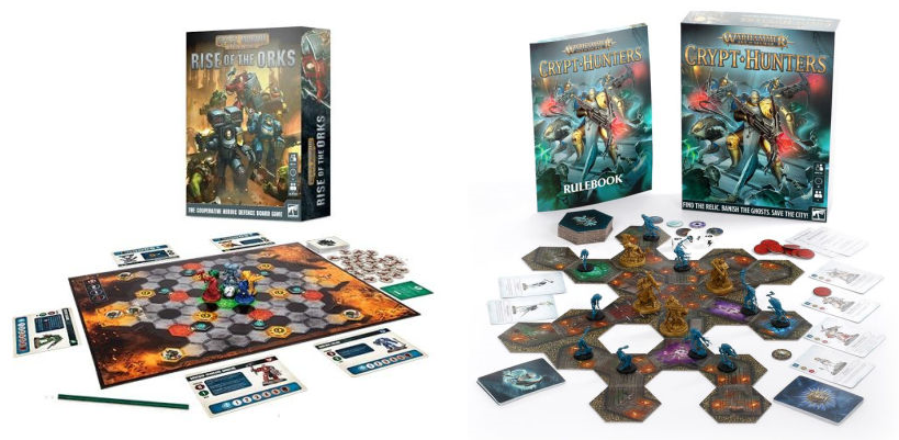 Warhammer Barnes & Noble Exclusives