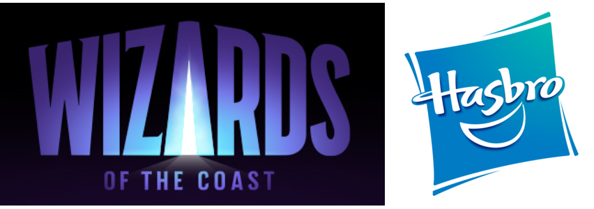Wizards of the Coast and Hasbro
