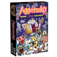 Aggretsuko Cover