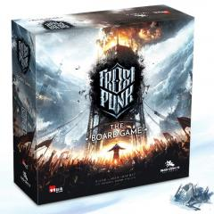 Frostpunk box cover