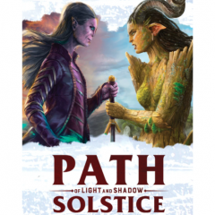 Path of Light and Shadow Solstice