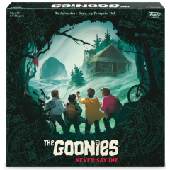The Goonies board game cover