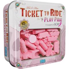 Ticket to Ride Play Pink Cover