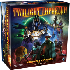 Twilight Imperium Prophecy of Kings Box