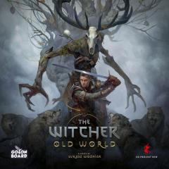 The Witcher Old World cover