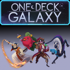 One Deck Galaxy Cover