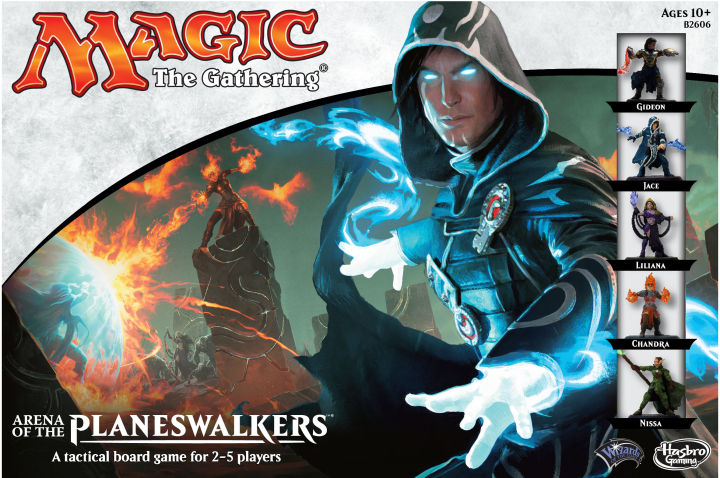 magic planeswalkers