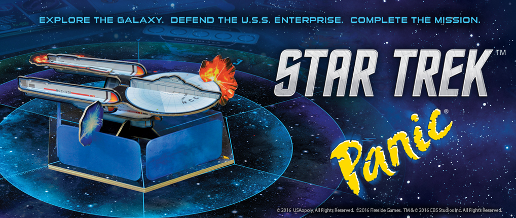 Star Trek Panic now available in United States and Canada | Dice Tower News